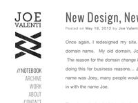 New Design, New Domain