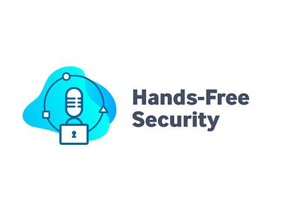 Hands Free Podcast Logo Final illustration logo