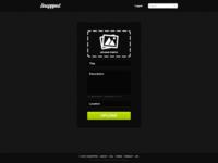 Snappped - Member Photo Upload Design