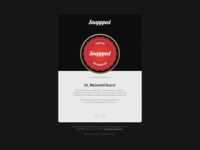 Snappped - Pro Membership E-Mail Design
