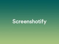 Screenshotify - Final Logo Design