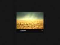 Snappped - Timeline Photo Preview Design