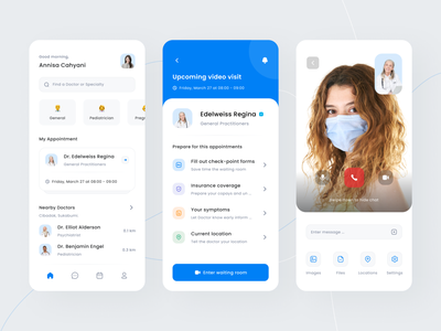 Medicy - Medical App Design app design application mobile ui mobile app design mobile medical app medical care medical design medical healthcare app health doctor app doctor appointment patient app patients medicine hospital clinic