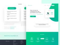 Partnership Landing Page