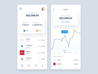 Investment App 💸