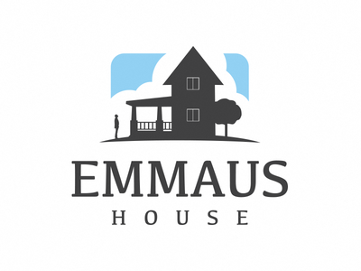 Emmaus House of Raleigh non-profit hope up recovery house charity logo