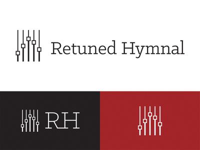Retuned Hymnal Logo