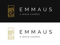 Emmaus Logo - Horizontal