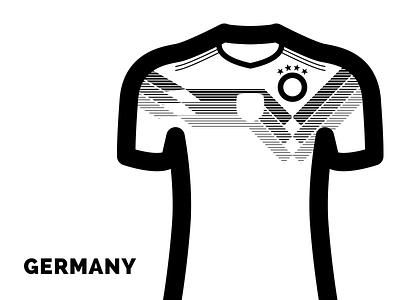Germany Jersey football kits world cup germany uniforms jerseys icons soccer football