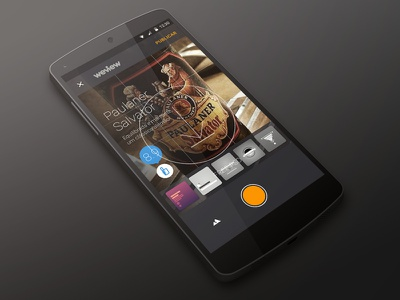 Weview Android app android orange review weview jera