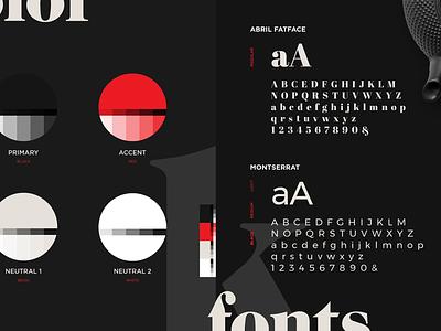 Branding stylescape red black oriental branding stylescape