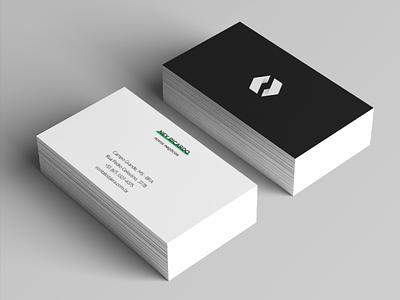 Jera Business Card jera brand and identity agency busines card