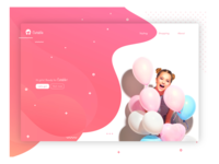 Cutable Landing Page