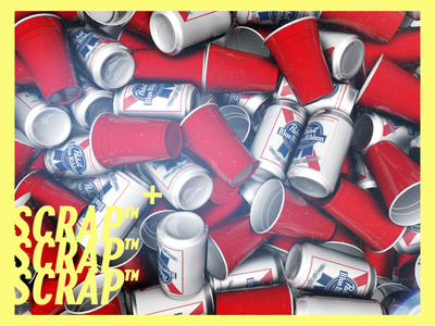 Scrap™ party pabst