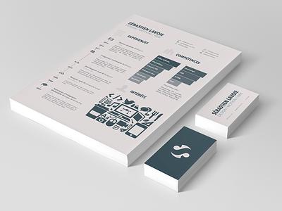 Resume resume cv curriculum curriculum vitae card print paper timeline