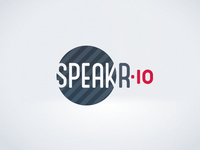 speakr.io Logo