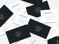 Brave Business Cards