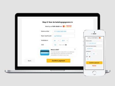 TravelBird payment page UI responsive web minimal payment checkout travelbird travel ecommerce flat ux ui credit card