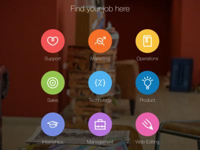 TravelBird - Product Jobs Icon