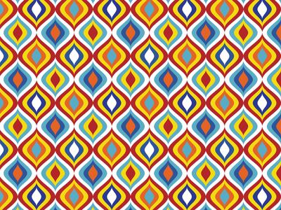 Midcentury Modern Pattern
