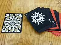 Playing cards - cut and ready