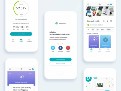 Dollarship Mobile App