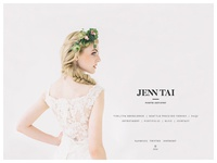 Jenn Tai Photo Artistry Homepage