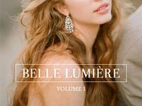 Belle Lumière Magazine Logo & Cover