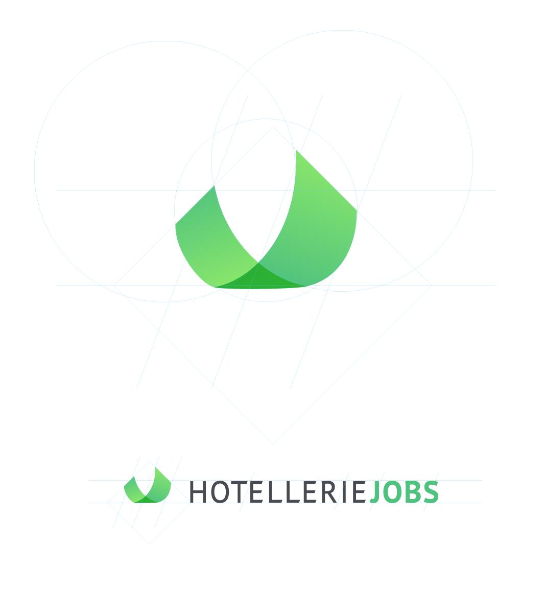 Hotelleriejobs logo work