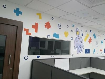 Integration - Wall paintin g