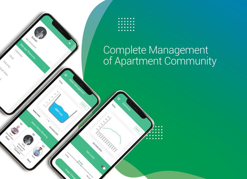 Community Management mobileui uxdesign uidesign uiuxdesign ui application ui mobileapp