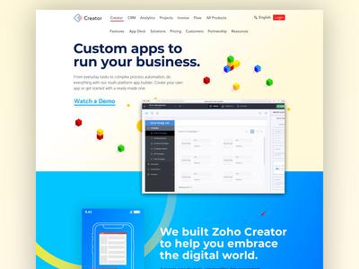 Web UI -