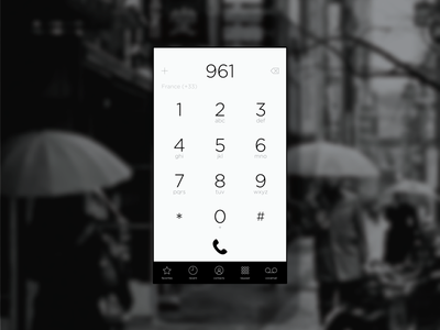 Day 003 number pad text screen day 3 number pad day 3 100 days of ui ui