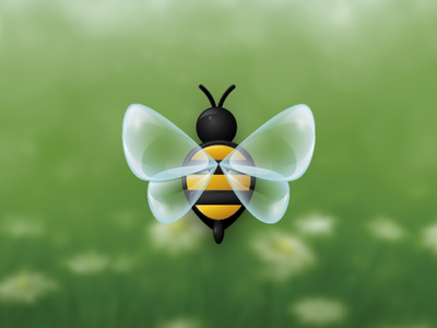 Bee illustrator vector art vector illustration bubble buster bees mobile game honey bee