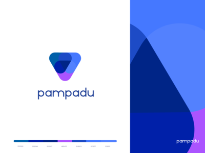 Logotype for Pampadu.ru (insurance company)