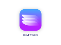 App Icon for Wind Tracker