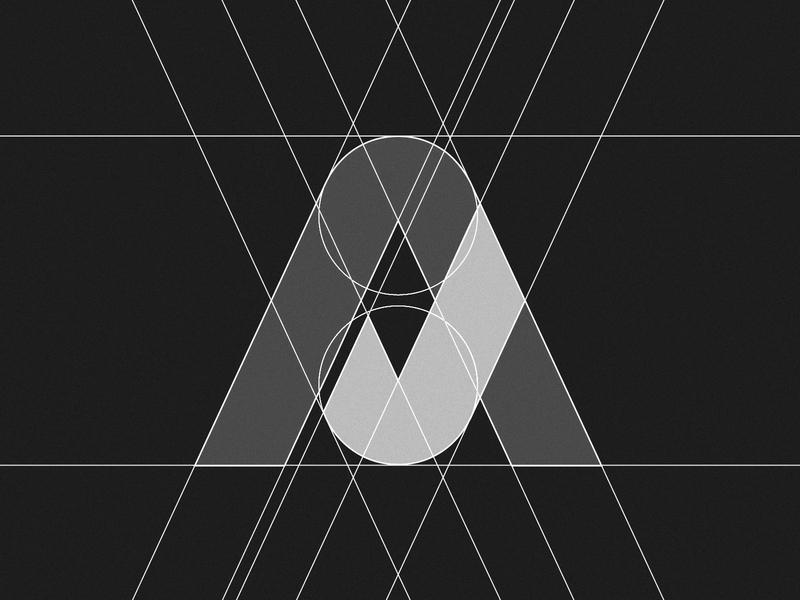 a + check ✔️ logo grid android app icon ios app app icon payment vector symbol icon mark logo mark a logo abstract logo grid system logo modernism grid design grid logo logo grid check minimalist logo designer modern logo logo logo design