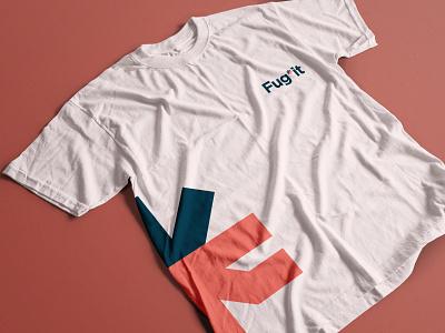Fugit T-Shirt design goods apperal art director visual design brand identity branding logo maker group food f logo asterisk fugit tee shirt tshirts tshirt tshirt art logotype typography logo designer logo design