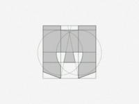 Minimal Spartan Logo Grid
