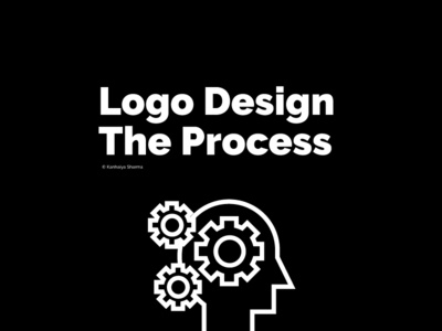 Logo Design Process: How to—Designers Step Start To Finish