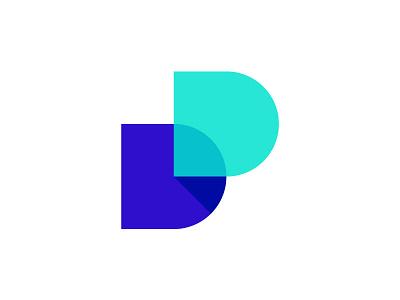 Dossier Exploration - D logo docs doc logo document logo founder startup digital overlay modern logo brand style guide logo design branding app icon mark symbol icon vector dossier d logo brand logos grid logo logo designer minimalist logo