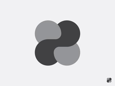 Circle Logo design - Abstract Logo modernism exploration