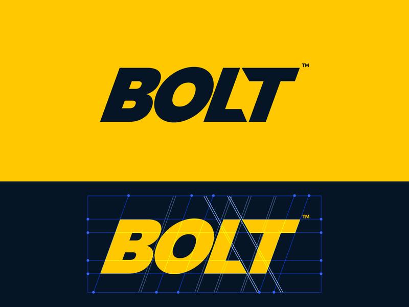 bolt logotype logo grid lightning electric modern logo minimalist logo logo design thunderstorm fitness gym brand vector identity logotype mark logo thunderbolt energy branding thunder bolt