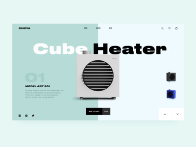 Although Cube // Main page