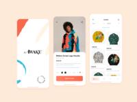 Awake store // Product design