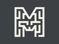 36 Days of Type - Letter M