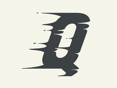 36 Days of Type - Letter Q quick fast design flat  design logo type logo icon typography type lettering challenge lettering art letter vector single colour flat minimal illustration illustrator 36 days of type 36 days