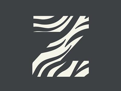 36 Days of Type - Letter Z icon logo design 36daysoftype type typography lettering challenge lettering art lettering vector single colour flat illustration illustrator 36 days of type