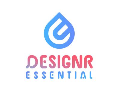 Designer Essential Web Logo