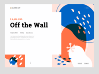Saatchi Art Redesign